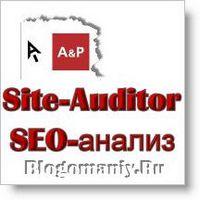 Программа Site-Auditor