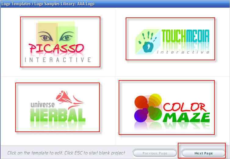Как просто, создать логотип для сайта