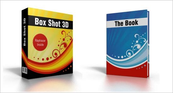 Создание 3d коробки онлайн