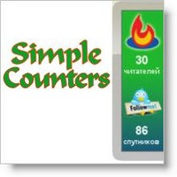 Simple Counters